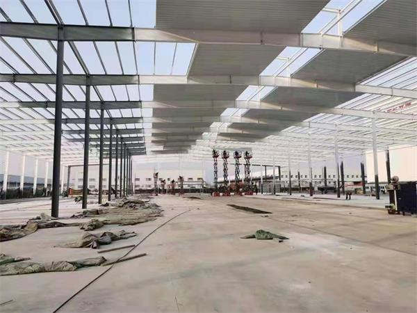 钢构彩板建筑工程