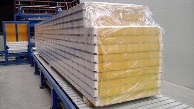 岩棉夹芯板在净化工程中有哪些应用?
