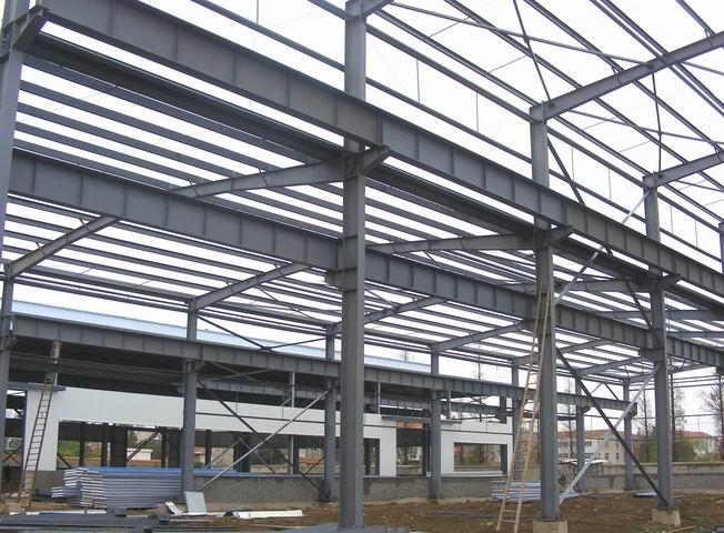钢结构的施工步骤有哪些?