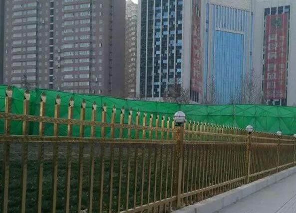 东胜铁艺护栏