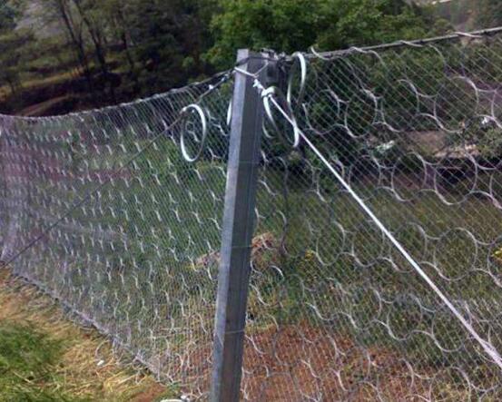 被动基坑防护网的安装介绍