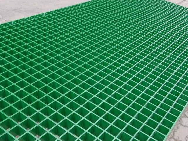 树脂格栅板