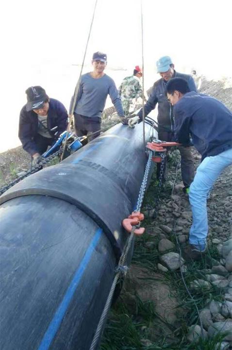 新疆�水工程�m案例展示
