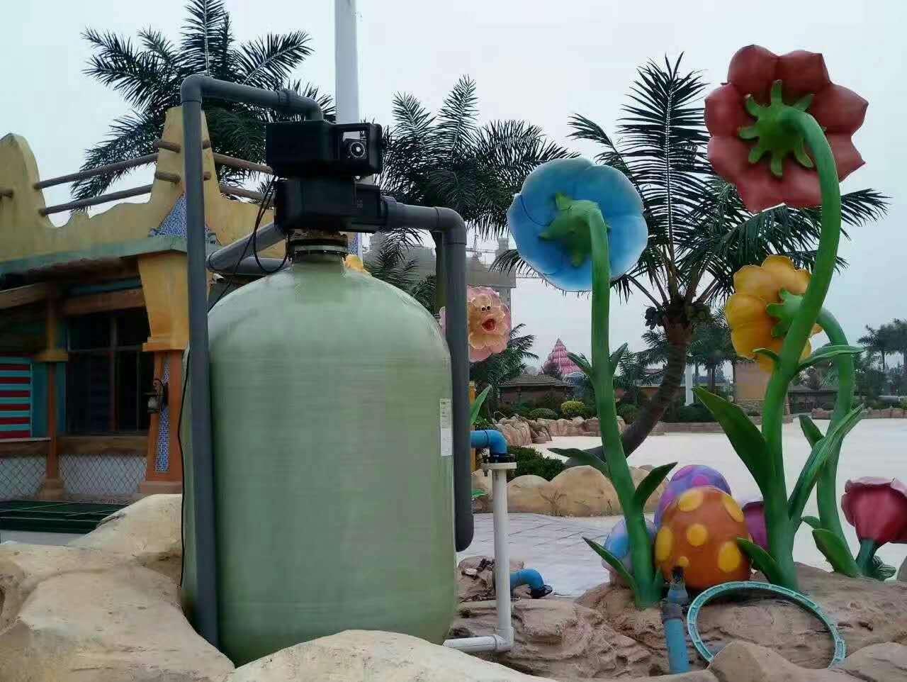 西安环科水处理有限公司软化水设备案例