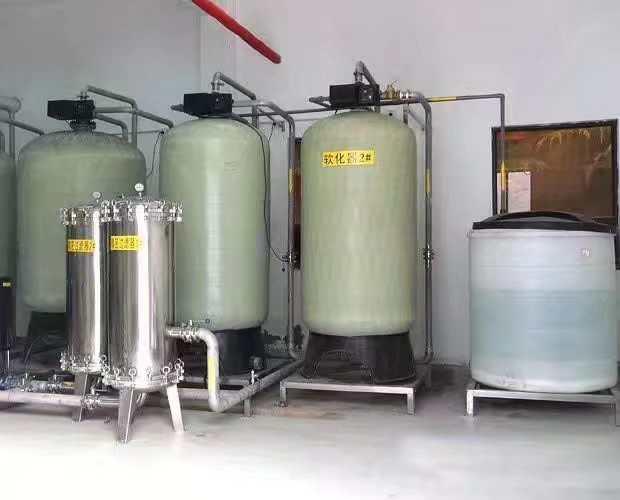 软化水设备厂房