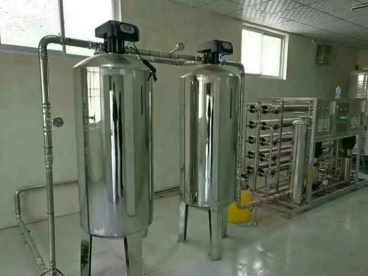 陕西纯净水处理设备价格