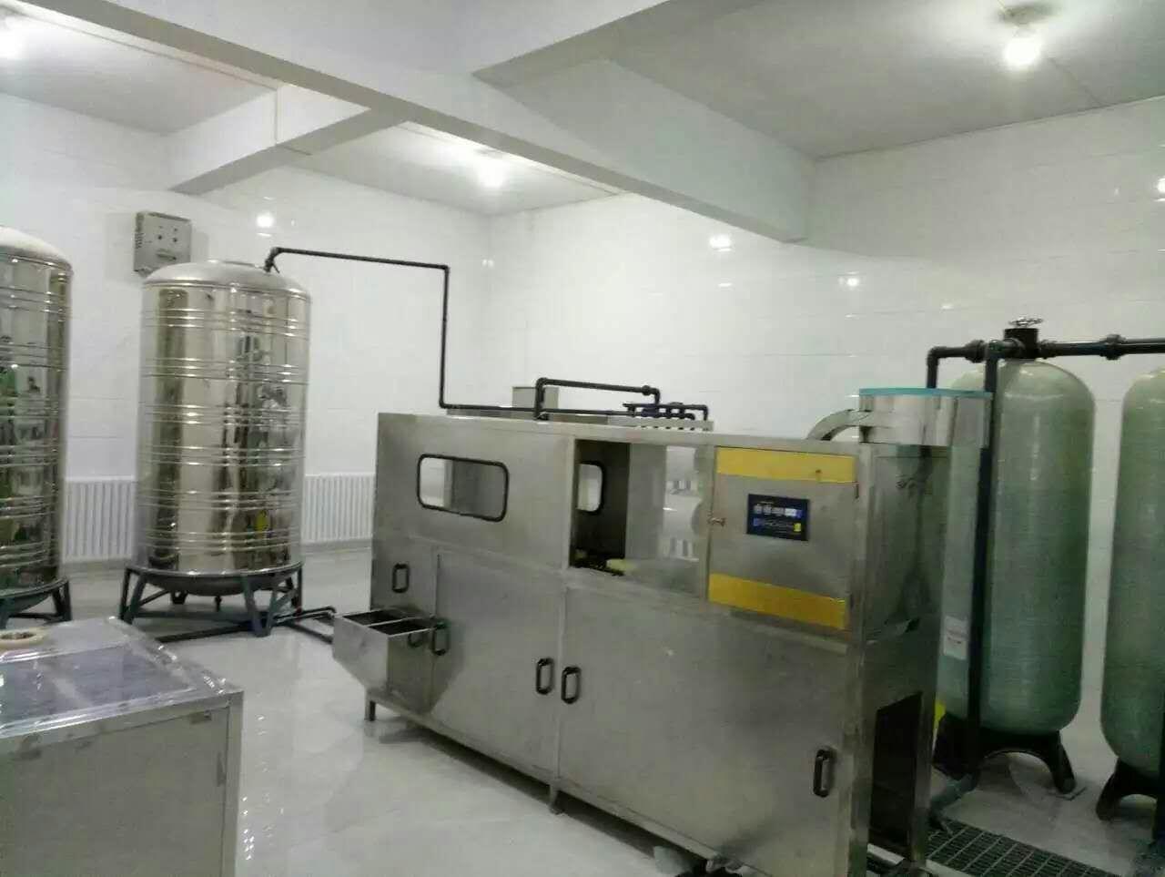 陕西罐装水设备厂家