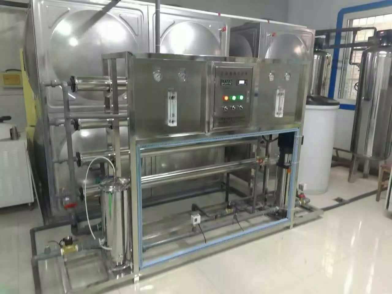 卓清纯净水处理设备