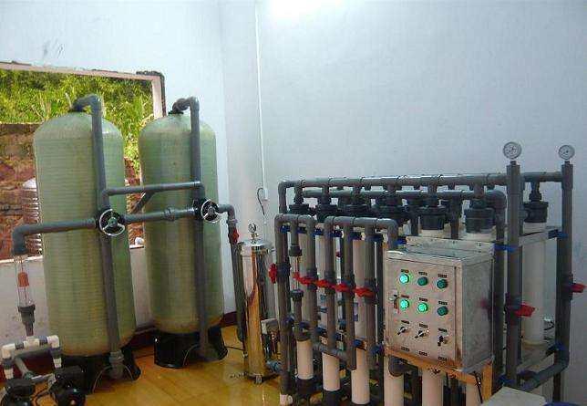 陕西矿泉水处理技术