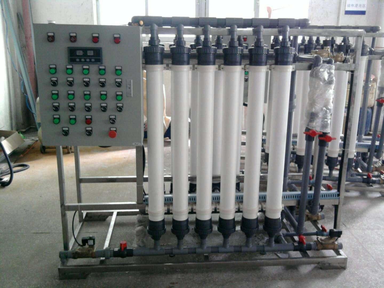 陕西矿泉水处理设备安装