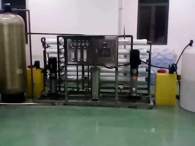 陕西纯净水处理设备