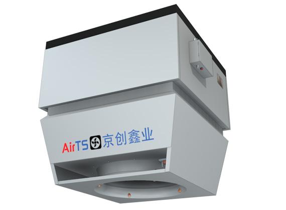 高大空间循环空气电热机组
