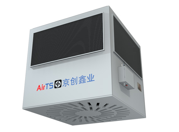 低矮空间冷热机组AirTS-K-M