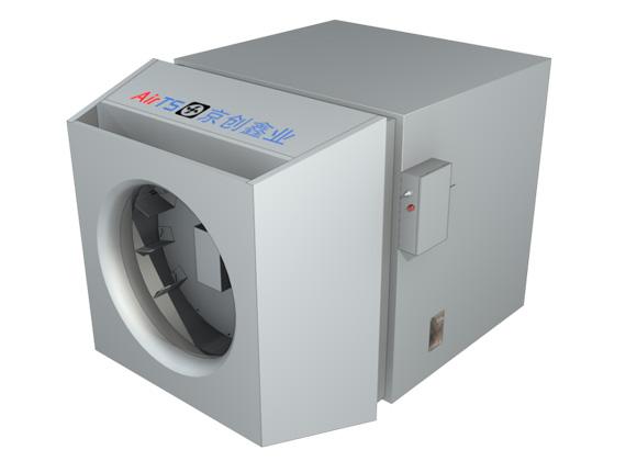高大空间侧装式冷热机组