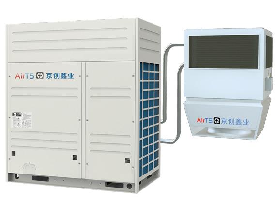 变冷媒多联式空调系统