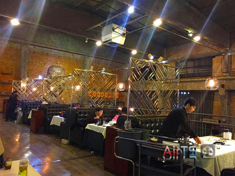 六车间主题餐厅