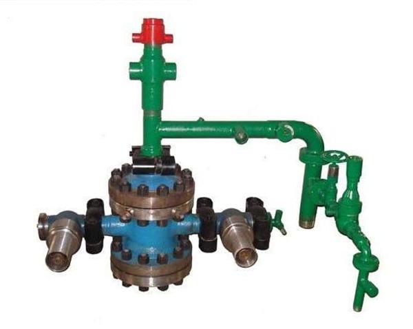 采油井口装置为延长油田公司提供方便