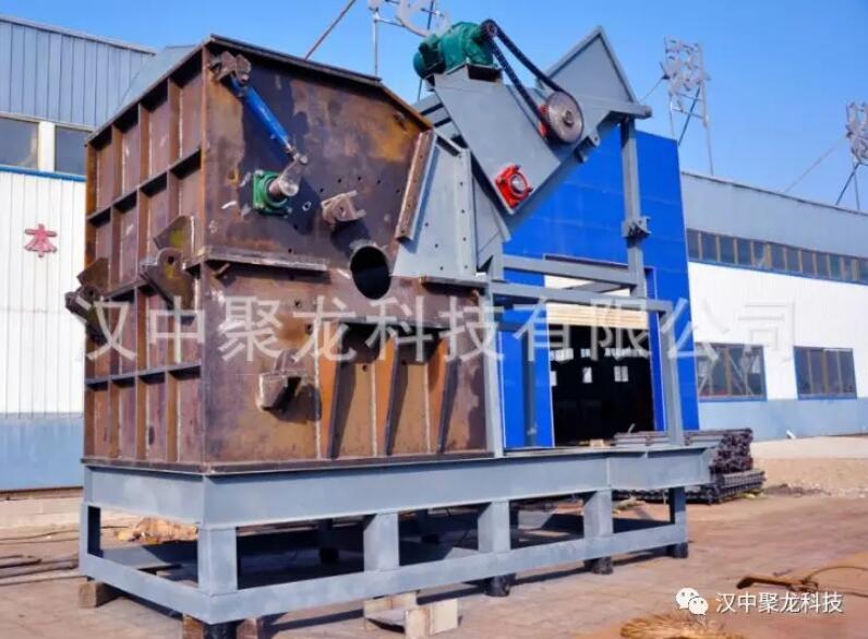 陕西废钢破碎机厂家