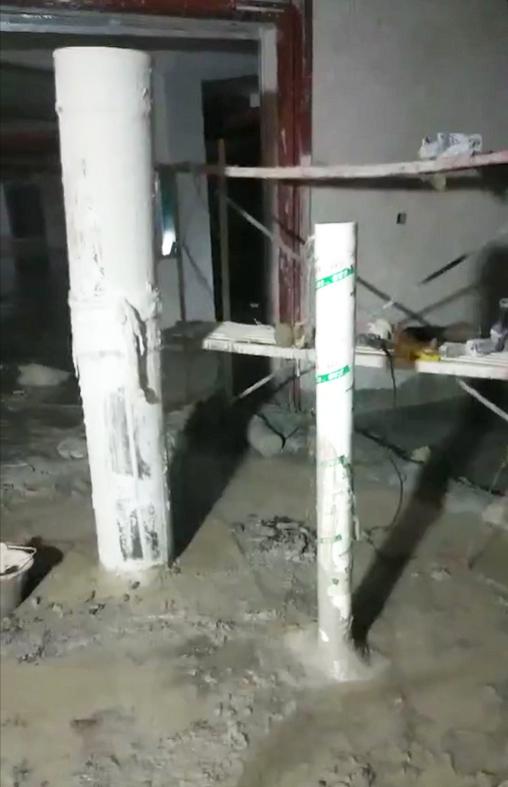 锚杆加固防水堵漏