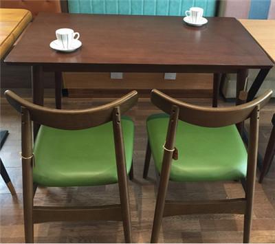 陕西现代简约桌椅定制