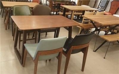 西安现代简约桌椅