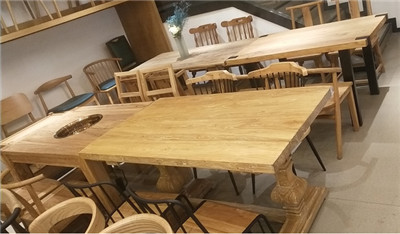 陕西火锅桌椅
