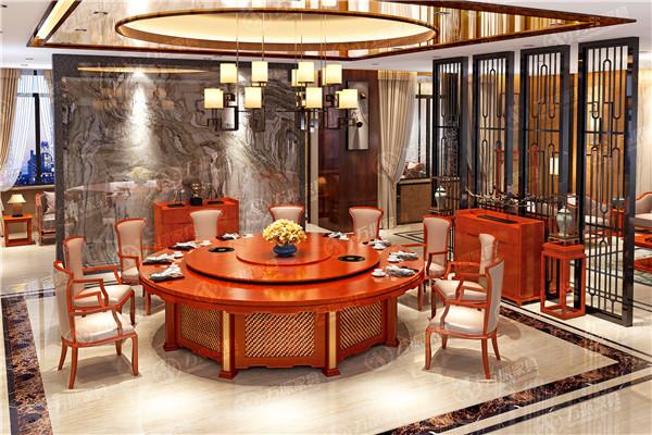陕西电动大餐桌:飞黄腾达