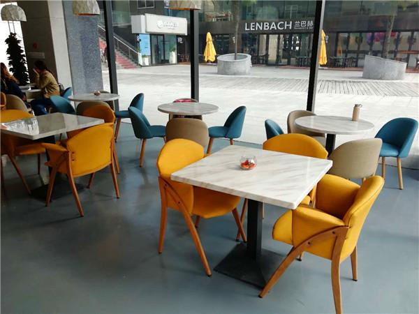 现代简约中餐桌椅