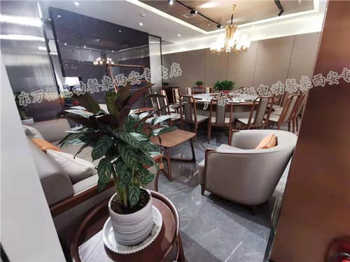 陕西酒店家用餐桌椅定制