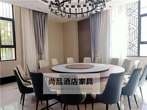陕西中餐电动桌椅