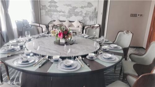 陕西中餐厅酒店桌椅