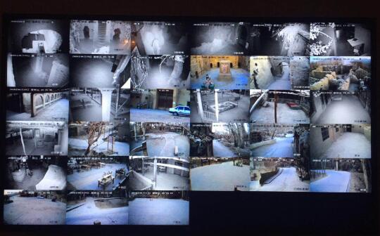 吐鲁番交河故城风景区视频监控系统