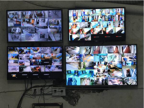成都市第十一人民医院监控系统改造