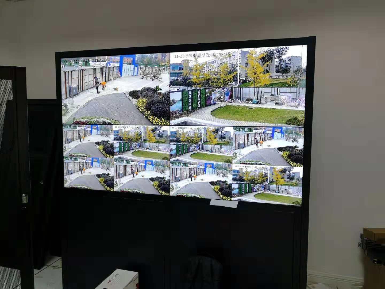成都市龙泉驿区驿马河公园一期弱电系统