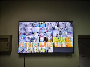 成都某建筑集团公司办公楼视频监控系统改造