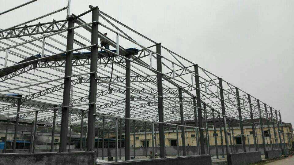 钢结构施工工程应该怎么做? 具体的步骤是什么样的?