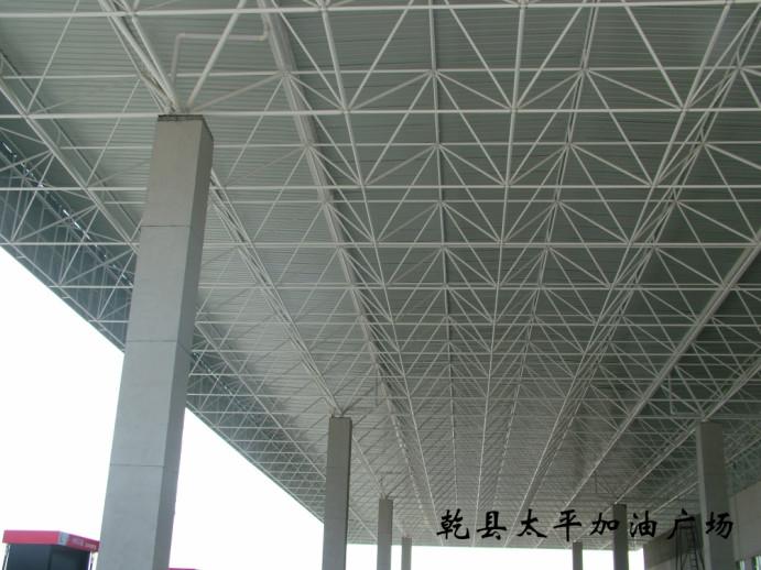 乾县太平加油站广场
