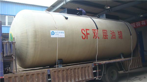 陕西SF双层油罐标准