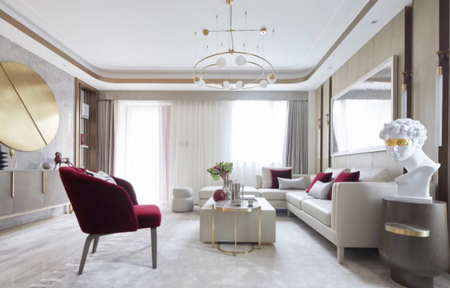 家装软装设计包括哪些东西-唯物空间软装