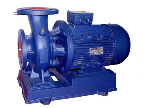 河南ISW管道泵