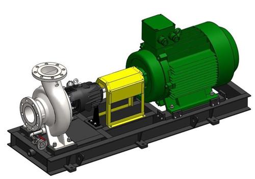 HJ化工流程泵厂家