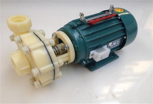 工程塑料泵价格