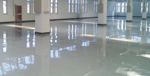 湖北水泥自流平地坪