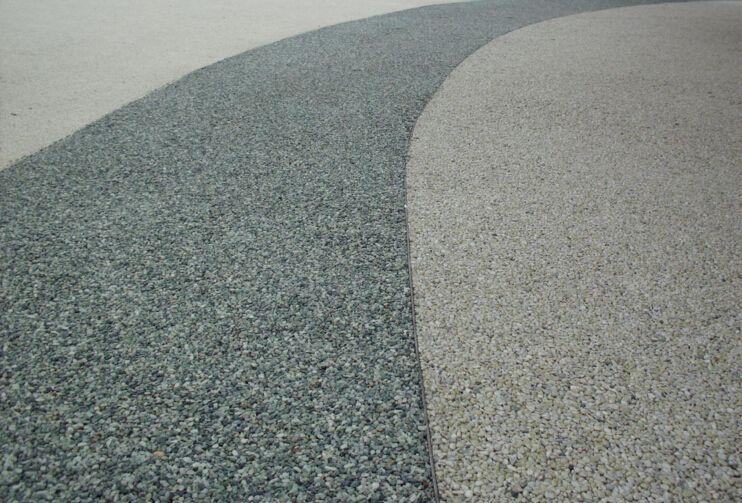 透水混凝土路面