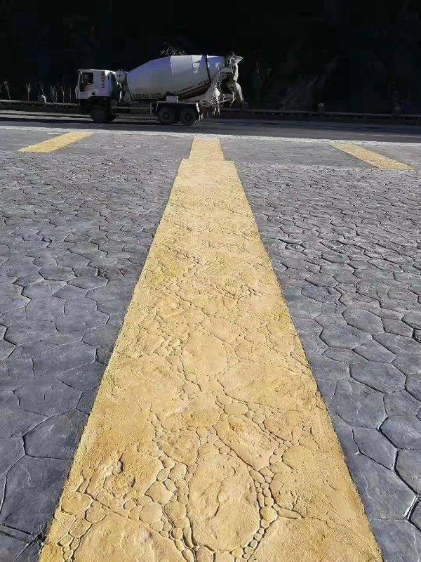 你对湖北压花地坪了解多少?这种地坪有哪些优势?它的施工工艺如何?