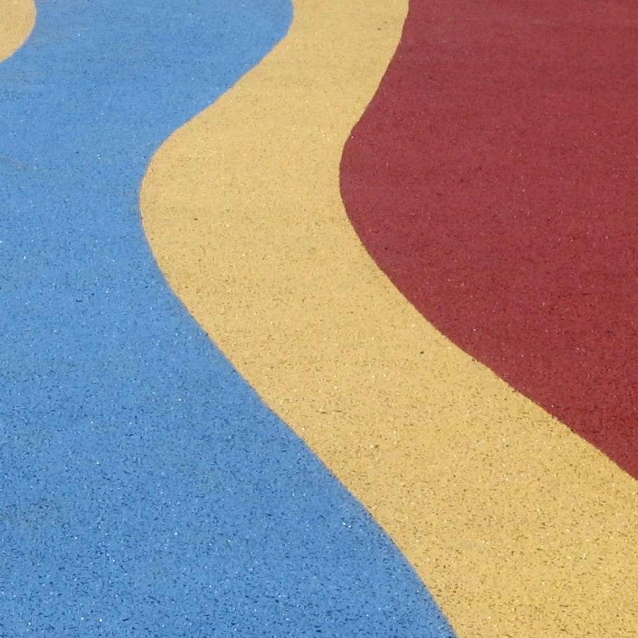 湖北彩色地坪材料厂家施工铺设