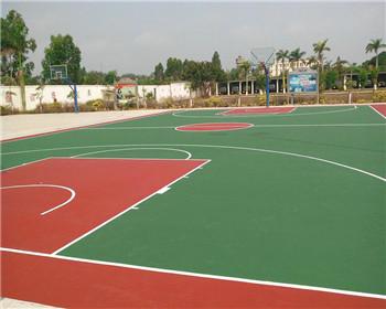 遵义篮球场地坪