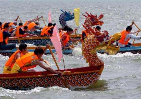 齐力划桨,集万人之力共构海洋命运共同体