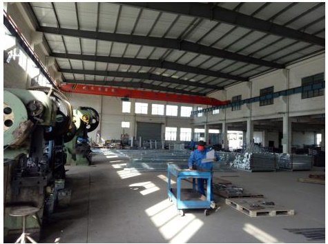 四川工业冷却塔厂区展示