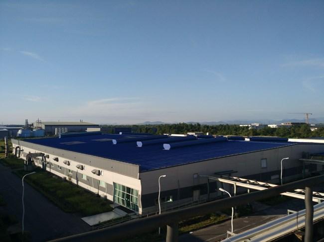 四川冷却塔厂家工厂全貌